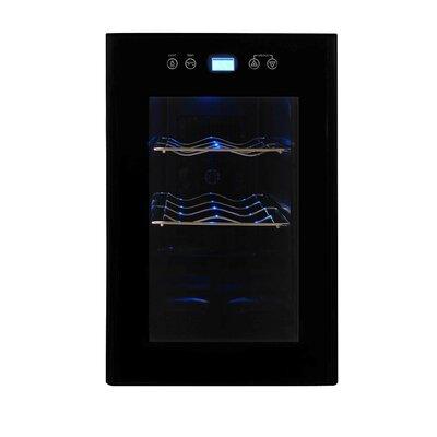 Vinotemp 8 Bottle Single Zone Thermoelectric Wine Refrigerator
