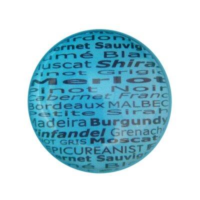 Vinotemp Epicureanist Decanter Stopper Ball