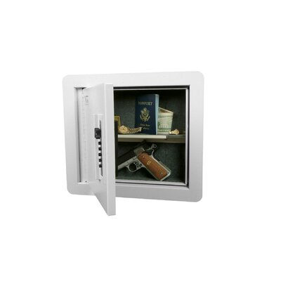 V-Line Industries Quick Vault Wall Safe 0.2 CuFt