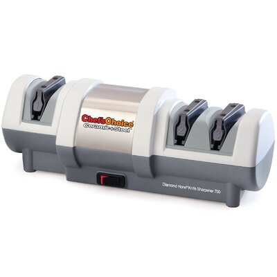 Hone Ceramic Electric Knife Sharpener by Chef's Choice