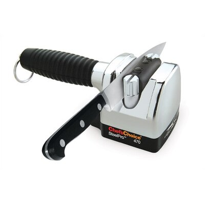 SteelPro Manual Scissor Sharpener by Chef's Choice