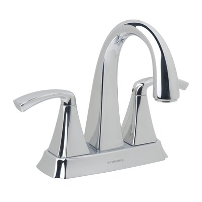 Bramwell Double Handle Centerset Bathroom Faucet Product Photo