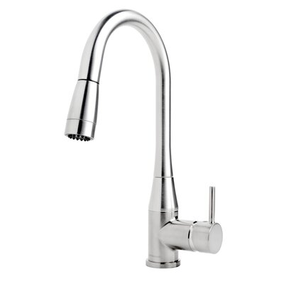 Sereno Single Handle Deck Mounted Kitchen Faucet Product Photo