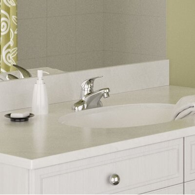 Origins Single Handle Centerset Bathroom Faucet by Symmons