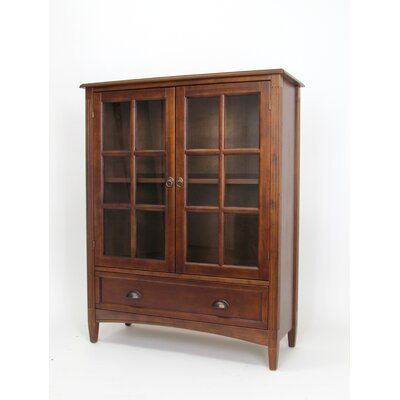 "Wayborn Traditional 47"" Barrister Bookcase"