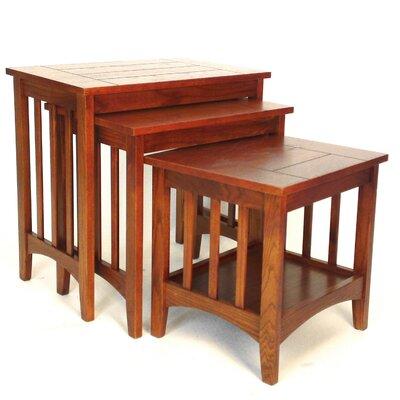 Hugo 3 Piece Nesting Tables by Wayborn