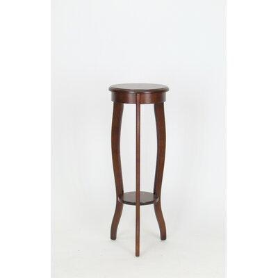 Pedestal Telephone Table by Wayborn