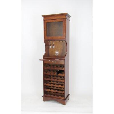 30 Bottle Tabletop Wine Cabinet by Wayborn