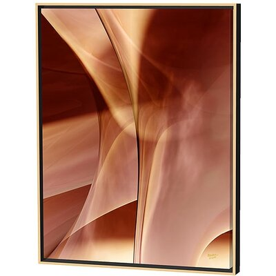 Menaul Fine Art Copper Shrouds Limited Edition by Scott J. Menaul Framed Graphic Art