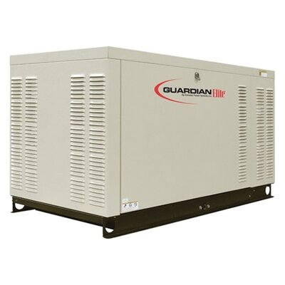 30 Kw Liquid-Cooled Single Phase 120/240 V Standby Generator by Generac