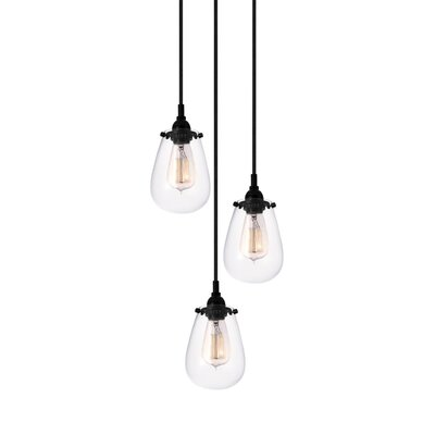 sonneman chelsea 3 light pendant reviews wayfair