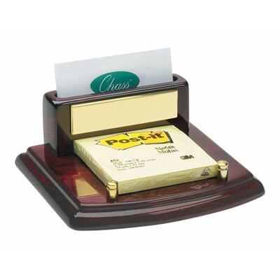 Business Card and Post-It Holder by Chass