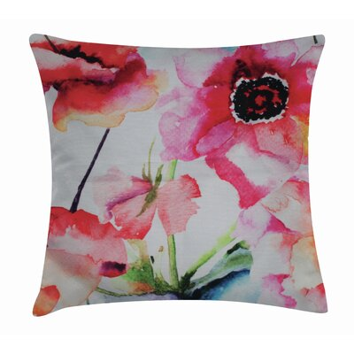 Urban Loft Watercolor Throw Pillow by Westex
