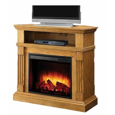 The Dover Electric Fireplace by Comfort Glow