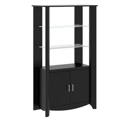 Aero 2 Door Storage Cabinet by Bush Industries