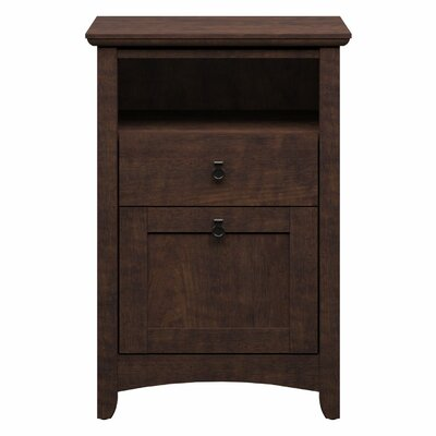 Bush Furniture Buena Vista 2 Drawer Vertical File