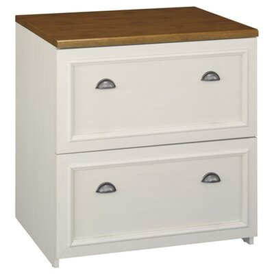 Fairview 2-Drawer File Cabinet by Bush Industries