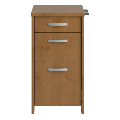 Bush Furniture Envoy 3 Drawer Vertical File