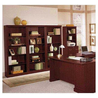"Bush Furniture Saratoga 71.63"" Standard Bookcase"