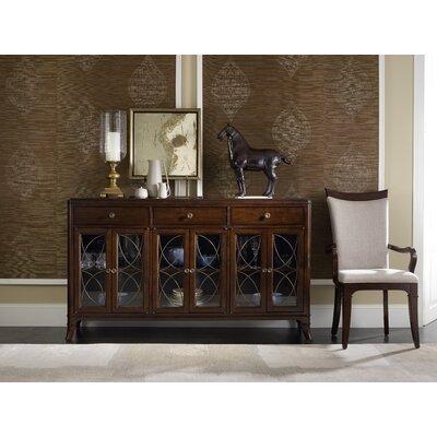 Hooker Furniture Palisade Buffet & Reviews