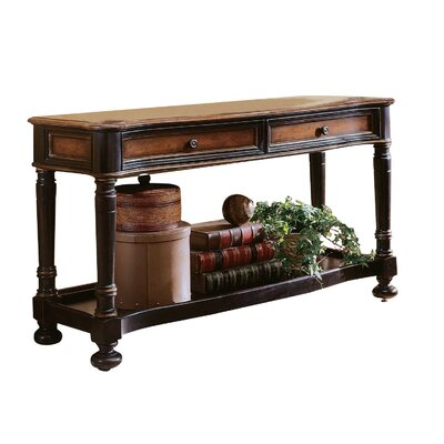 Hooker Furniture Preston Ridge Console Table Amp Reviews