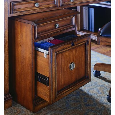 Hooker furniture brookhaven 2 drawer mobile file reviews for Brookhaven kitchen cabinets price