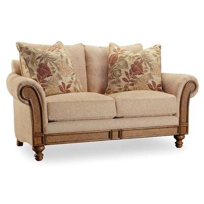 Windward Upholstered Loveseat by Hooker Furniture