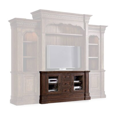 Adagio TV Stand by Hooker Furniture