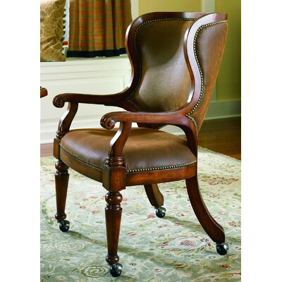 Waverly Place Tall Back Back Arm Chair by Hooker Furniture