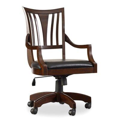 Latitude Low-Back Tilt Swivel Chair by Hooker Furniture
