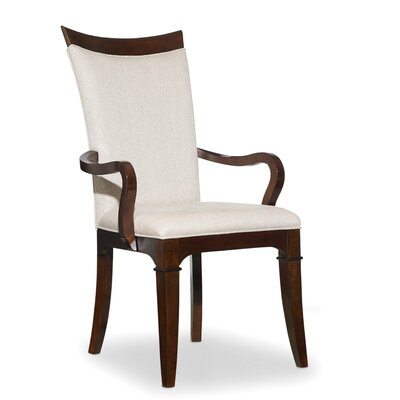 Palisade Arm Chair by Hooker Furniture