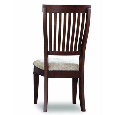 Abbott Place Slat Back Side Chair by Hooker Furniture