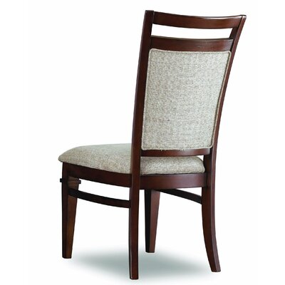 Abbott Place Upholstered Back Side Chair by Hooker Furniture