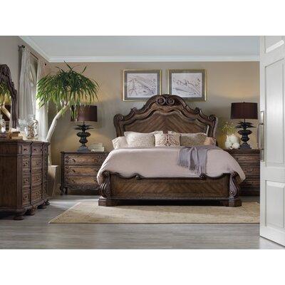 furniture bedroom furniture bedroom sets hooker furniture sku hkr8489