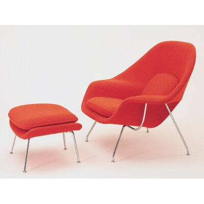 Knoll ® Womb Chair and Ottoman