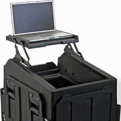 SKB Cases A/V Shelf Case in Black for Mighty Gig Rig
