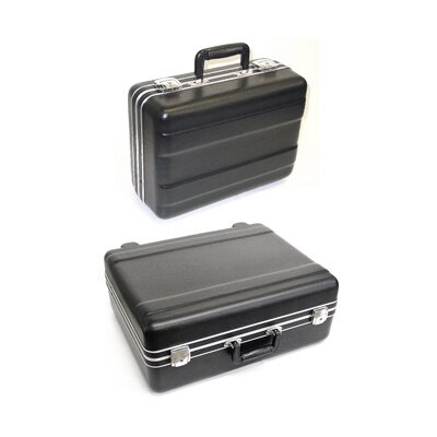 "SKB Cases LS Series Luggage Style Transport Case: 5 3/4"" H x 12 1/16"" W x 9 7/8"" D (outside)"