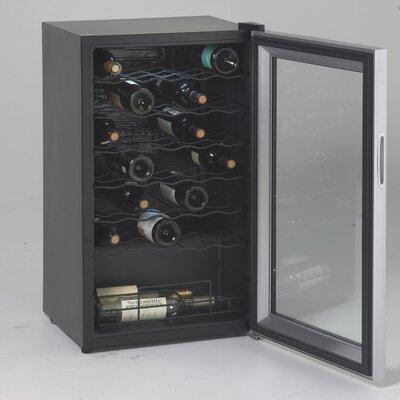 34 Bottle Single Zone Freestanding Wine Refrigerator by Avanti