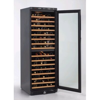 155 Bottle Dual Zone Built-In Wine Refrigerator by Avanti