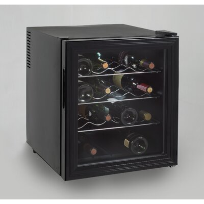 16 Bottle Single Zone Wine Refrigerator by Avanti