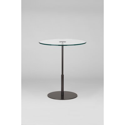 Saturnia Side Table by Robert Abbey