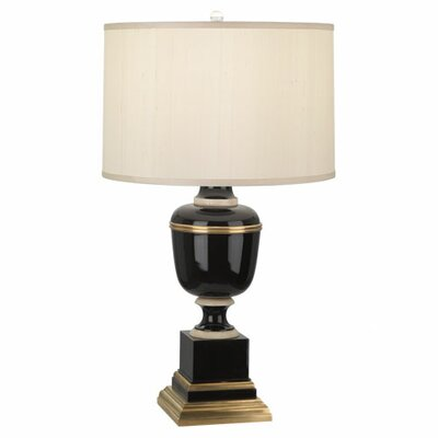 Robert Abbey Mary McDonald Annika Table Lamp with Oval Shade
