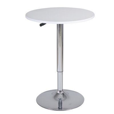 Contemporary Adjustable Height Pub Table by Creative Images International