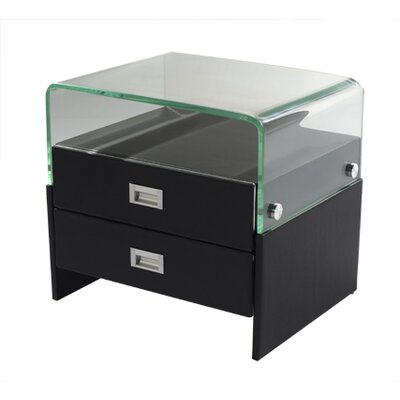 2 Drawer Nightstand by Creative Images International