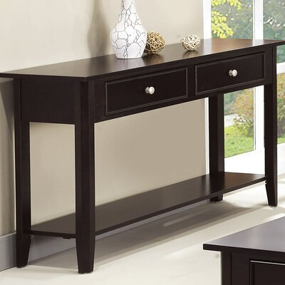 Winners Only Inc Metro Console Table Amp Reviews Wayfair