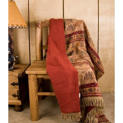 HiEnd Accents Moose Reversible Throw