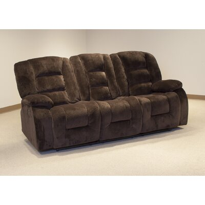 Jackson Reclining Sofa by AC Pacific