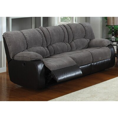 Jagger Reclining Sofa by AC Pacific