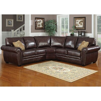 Louis Symmetrical Sectional by AC Pacific