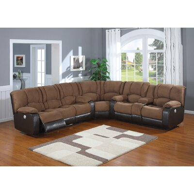 AC Pacific Jagger Symmetrical Sectional